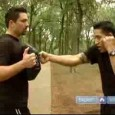 In this free video clip learn how to do straight punches with fist and palm according to Krav Maga teachings for self defense with martial arts. Expert: Steve Jimenez Contact:...